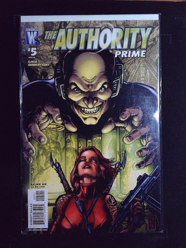 The Authority: Prime #5 (2008)