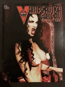 Vamperotica Gallery #1 Julie Strain Issue! Nude Cover! FN+ Magazine