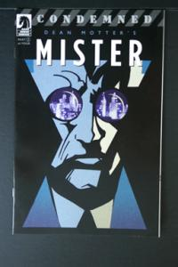 Mister X: Condemned, by Dean Motter, February 2009