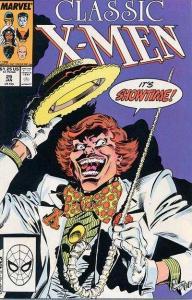 Classic X-Men #29, NM- (Stock photo)
