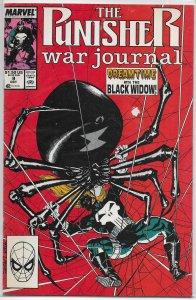 Punisher War Journal   vol. 1   # 9 FN