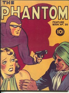 Feature Book #20 1993-Pacific Comics Club-The Phantom-reprint of 1940's-VF