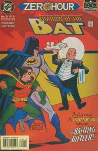 Batman: Shadow of the Bat #31 VF/NM; DC | save on shipping - details inside
