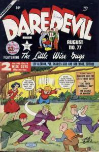 Daredevil (Lev Gleason) #77 VG; Lev Gleason | low grade comic - save on shipping