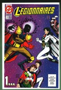 Legionnaires #2 (1993)