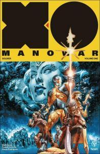 X-O Manowar 2017 TPB #1 VF/NM; Valiant   save on shipping - details inside