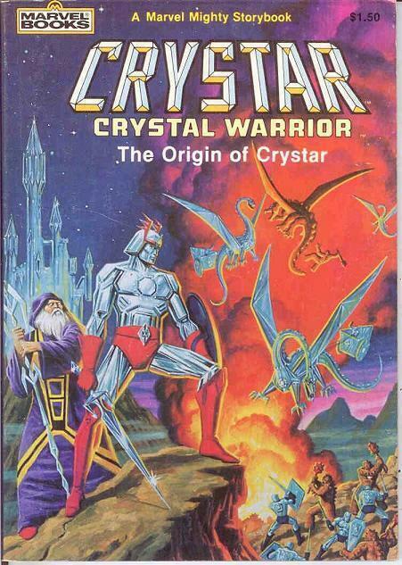 CRYSTAR ( The Origin of Crystar) 1983 NN VF-NM COMICS BOOK