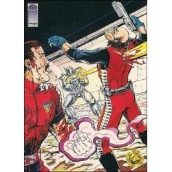 1993 Upper Deck Valiant/Image Deathmate NOT TO BE #63