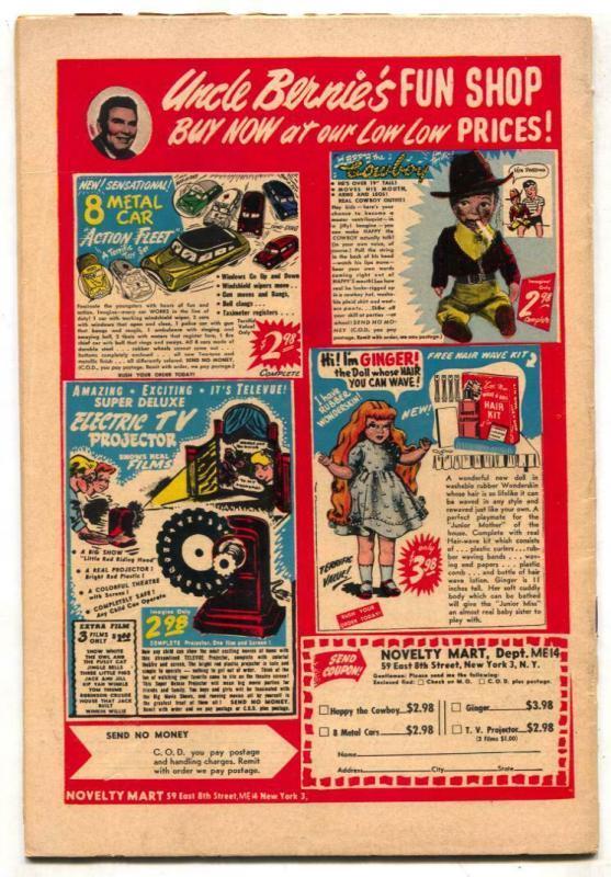 Straight Arrow #31 1953- ME Golden Age Western VG-