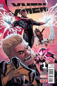 Uncanny X-Men (2016 series) #1, NM + (Stock photo)