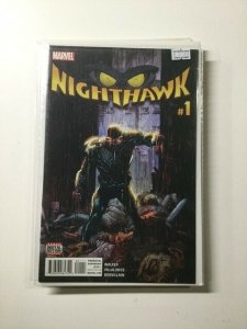 Nighthawk #1 (2016) HPA