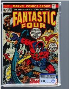 Fantastic Four #132 (1973) CBCS 9.0