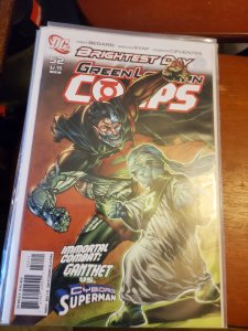 Green Lantern Corps #52 (2010)