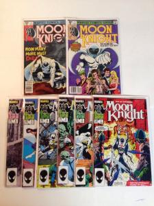 Moon Knight 1-2 Fist Of Khonshu 1-6 Complete VF/NM Lot Set Run