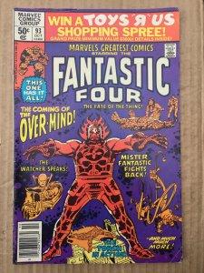 Marvel's Greatest Comics #93