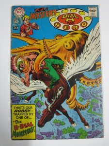 HOUSE OF MYSTERY #172 GOOD PLUS (DC, Feb. 1968)Dial H for Hero,Martian Manhunter