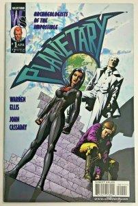 PLANETARY#1 VF/NM 1999 DC/WILDSTORM COMICS