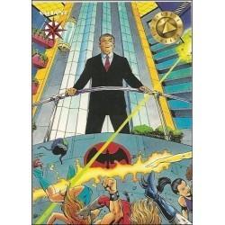 1993 Valiant Era HARBINGER #15 - Card #59