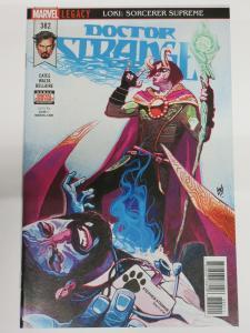 Doctor Strange (Marvel 2018) #382 Loki: Sorcerer Supreme