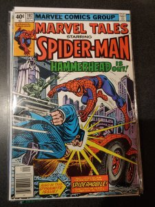 Marvel Tales Comic #107 Spider-man and Hammerhead high grade vf+