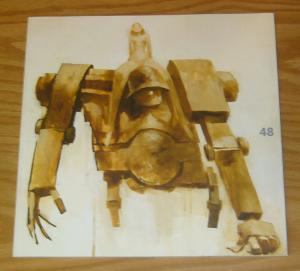 48 Nudes SC VF/NM ashley wood artbook from idw june 2007 1st printing robots