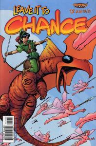 Leave It to Chance #12 VF; Image | save on shipping - details inside