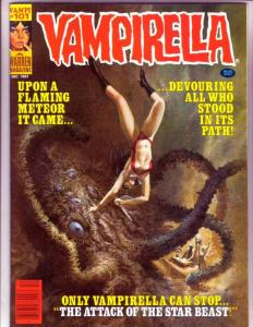 Vampirella Magazine #101 (Dec-81) VF+ High-Grade