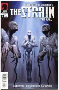 The STRAIN #4, NM, The Fall, Guillermo del Toro, 2013, more Horror in store