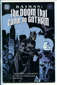 BATMAN DOOM THAT CAME TO GOTHAM ENTIRE SET #1-3 - MIGNOLA - LOVECRAFT - NM