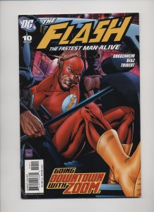 The Flash: The Fastest Man Alive #10 (2007)