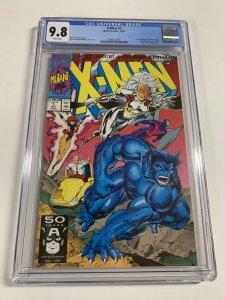 X-men 1 (1991) Cgc 9.8 WP Beast Storm Jean Professor X Cover Marvel