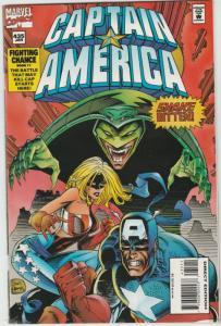Captain America #435 (Jan-95) NM Super-High-Grade Captain America