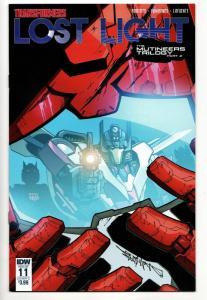 Transformers Lost Light #11 Cvr C (IDW, 2017) NM