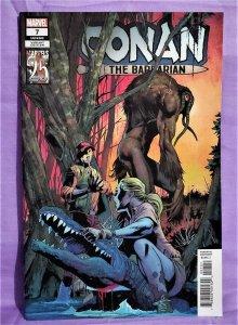Jason Aaron CONAN The Barbarian #7 Carlos Pacheco Variant Cover (Marvel, 2019)!