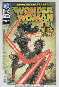 WONDER WOMAN (2016 DC) #43 NM
