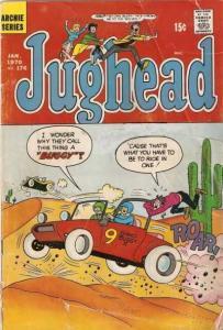 Jughead (1965 series) #176, VG (Stock photo)