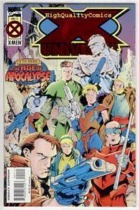 X-UNIVERSE #2, NM+, Age of Apocalypse, Hulk, Lobdell, 1995, more Marvel in store