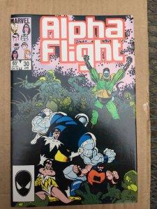 Alpha Flight #30