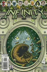 Thanos: Infinity Abyss #4 VF/NM; Marvel | save on shipping - details inside