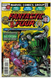 Unbelievable Gwenpool #21 3D Variant Fantastic Four #200 Homage (2017) NM