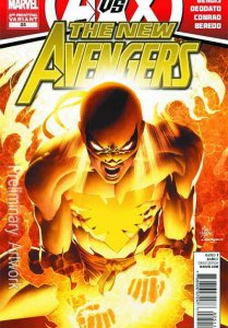 New Avengers (2nd Series) #25 (2nd) VF; Marvel | save on shipping - details insi