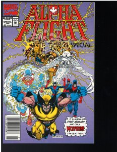 Alpha Flight Special #1 (Marvel, 1992)