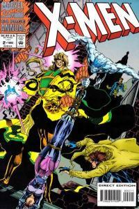 X-Men (1991 series) Annual #2, NM (Stock photo)