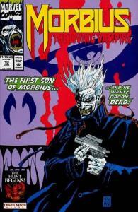 Morbius: The Living Vampire (1992 series) #10, NM (Stock photo)