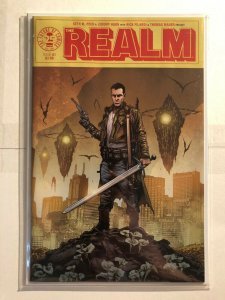The Realm #1 (2016) - Cover A