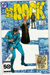 Sgt. Rock #403 (Aug-85) NM/MT Super-High-Grade Sgt. Rock and Easy Company