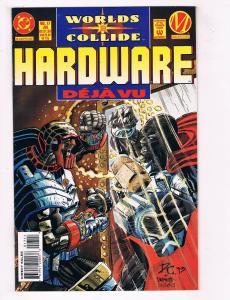Hardware #17 VF DC Milestone Deja Vu Comic Book July 1994 DE38 AD11