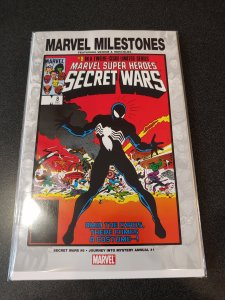 MARVEL MILESTONE FEATURING SECRET WARS #8 & JOURNEY INTO MYSTERY ANNUAL #1 NM
