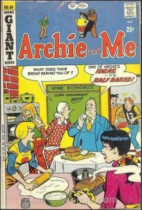 Archie and Me #50 FN; Archie | save on shipping - details inside
