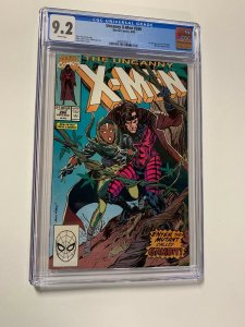 Uncanny X-men 266 Cgc 9.2 White Pages 1st Gambit Marvel